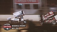 World of Outlaws Craftsman Sprint Cars Jacksonville Speedway May 4th, 2016 | HIGHLIGHTS