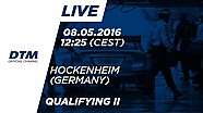 LIVE - Qualifying (Race 2) - DTM Hockenheim 2016