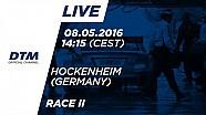 LIVE - DTM Hockenheim 2016 - Race 2