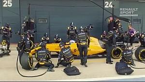 Renault Sport F1 - Les coulisses de la journée promotionnelle