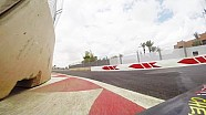 Onboardlap and check new Marrakesh streetcircuit, Tom Coronel DHL, WTCC 2016 and city intro