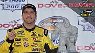 Crafton breaks through for special Dover win