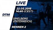 DTM 2016, Spielberg, gara 2, live