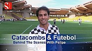 Catacumbas y Futbol - gran premio de Mónaco de 2016 - Sauber F1 Team