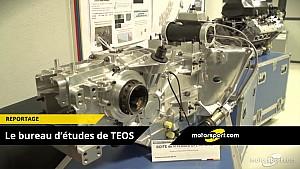 Reportage dans le bureau d'études de TEOS Engineering