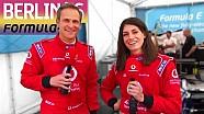 Vodafone Gigaboost Challenge w/ Matthias Malmedie & Cyndie Allemann - Formula E