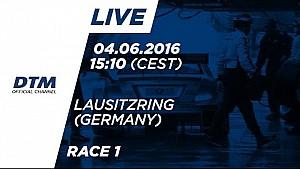 Прямая трансляция субботней гонки DTM в Лаузице