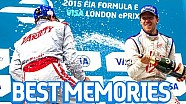 Formula E Drivers' Most Treasured Motorsport Moments