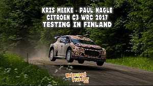 WRC 2017: Citroën-Test in Finnland