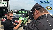 NXS GarageCam Yields to Yeley