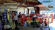 Michigan 2016 : Earnhardt Jr. ve Allmendinger'ın kazası