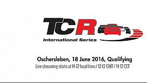 TCR - Oschersleben   Live Streaming Qualifiche
