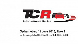 Live: TCR Oschersleben Race 1