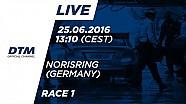 1. Yarış - DTM Norisring 2016