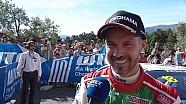 INTERVIEW - Tiago Monteiro wins MAIN RACE in Vila Real