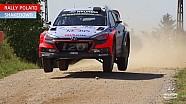 Rally Polonia Shakedown - Hyundai Motorsport 2016