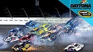 Big wreck claims 22 cars at Daytona