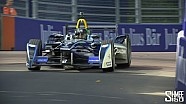 Driving a Formula E Racecar!