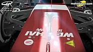 Giorgio Piola - Ferrari SF16-H DRS