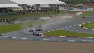 Britanya GP: Silverstone'da güvenlik aracının çıkması ile yaşananlar