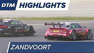 Hoogtepunten DTM Zandvoort: race 2