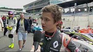 Eurocup Formula Renault 2.0 -Race 1 - Red Bull Ring - 2016