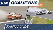 Problems during Qualifying - DTM Zandvoort 2016