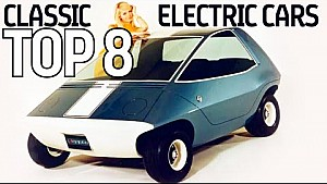 Top 8 Electric Cars That Were Way Ahead Of Their Time! - Formula E