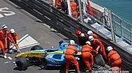 Los enfados más sonados de la F1
