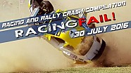 Racing and Rally Crash Compilation Week 30 July 2016