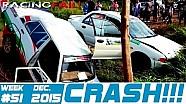 Racing Rally Crash Compilation Week 51 December 2015