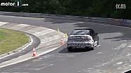 2018 奥迪RS3三厢版测试视频
