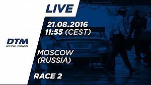 DTM Moskova 2016 - 2. Yarış
