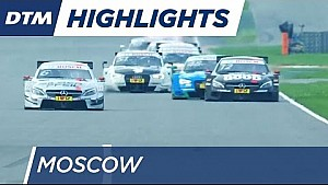 Race 2 Highlights - DTM Moskou 2016