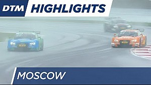 Race 1 Highlights - DTM Moscow 2016