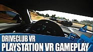 Driveclub VR, PlayStation VR için geliyor