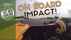 Crash: McLaren & Matra in Silverstone