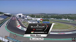 Blancpain Gt Series -  Budapest 2016 0 Event Highlights
