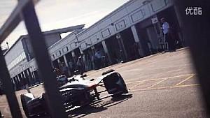 Formula E 8月季前测试精彩瞬间