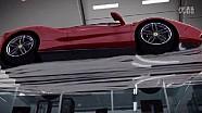法拉利 488 GTB - 空力部件展示