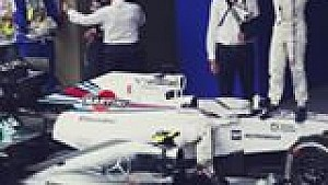 Felipe Massa bei Williams: Highlights