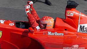 GP Italia (2000): Las lágrimas del campeón