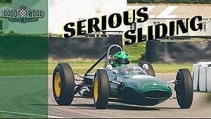 Full Speed Sliding: On Board Lotus 24's Revival Test Lap!