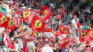Habla la afición de Ferrari