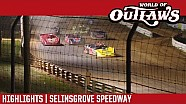World of Outlaws Craftsman Late Models Selinsgrove Speedway September 4th, 2016 | Hightlights