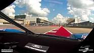 Austin: Onboard im Ford GT