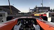 Rio Haryanto / Belgium 2016 / Virtual Lap / F1 2016