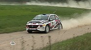 FIA ERC - Rally Liepaja Junior  Highlights LEG1