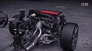 2016款奥迪 TT RS 动力及传动系统展示