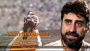Santi Hernandez and Ramon Aurin analyse MotorLand Aragon
